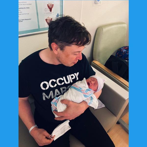 ¿Qué significa el nombre del bebé de Elon Musk y Grimes?