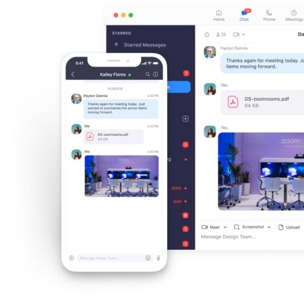 Videollamadas Facebook Messenger Rooms Zoom Google Meet