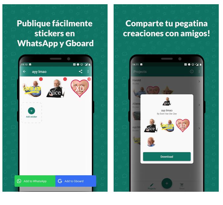 Aprende a crear stickers de WhatsApp en un Smartphone Android