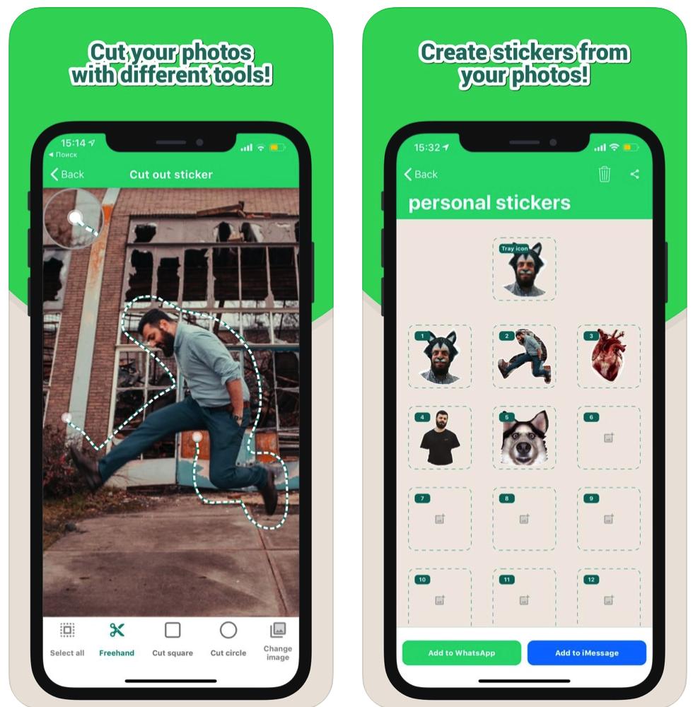 Aprende a crear Stickers de WhatsApp en un iPhone