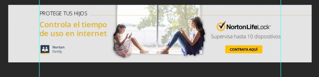 Razones por las que Norton es el mejor aliado para proteger a tus hijos mientras navegan en internet