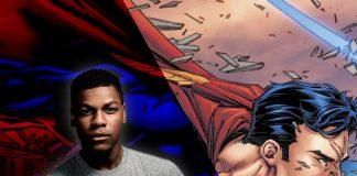 John Boyega Superman