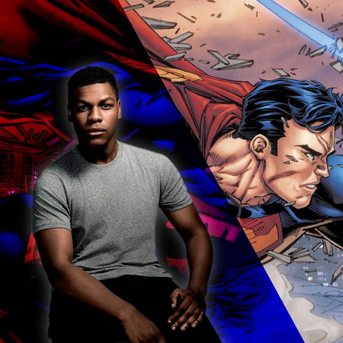 John Boyega Superman