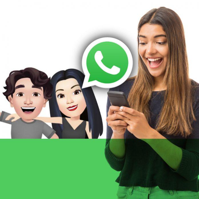 Cómo utilizar Facebook avatar en WhatsApp