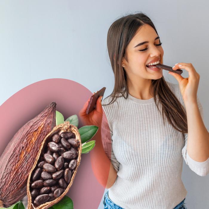 Beneficios del chocolate amargo