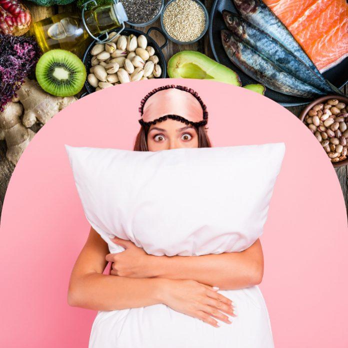 Cómo tratar el insomnio a través de la alimentación
