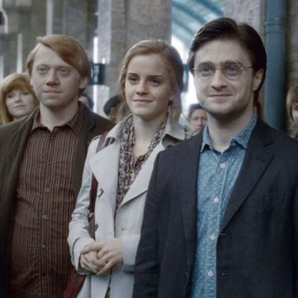 Harry Potter serie elenco