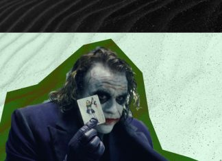 Heath Ledger Joker diario
