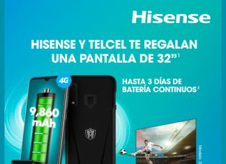 HisenseRocks6+TV