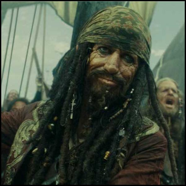 Robert Downey Jr. Piratas del Caribe