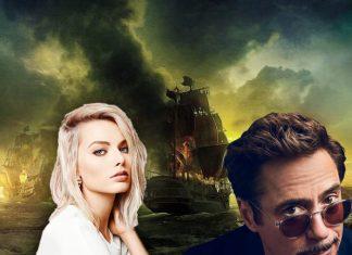 Margot Robbie Piratas del Caribe