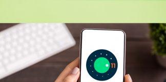 Nuevo menú Android 11 Google