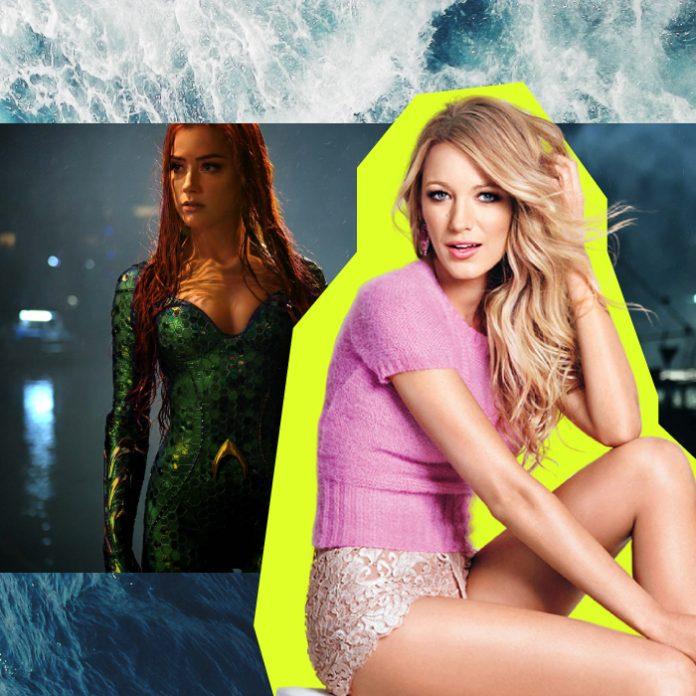 Blake Lively como Mera en Aquaman 2