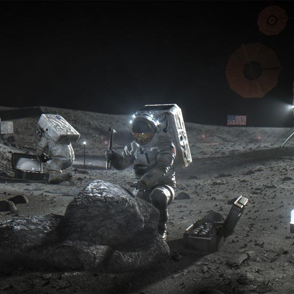 Voluntarios NASA astronautas