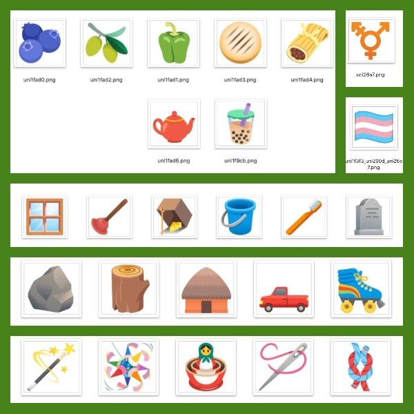 El nuevo diseño de los emojis en Android