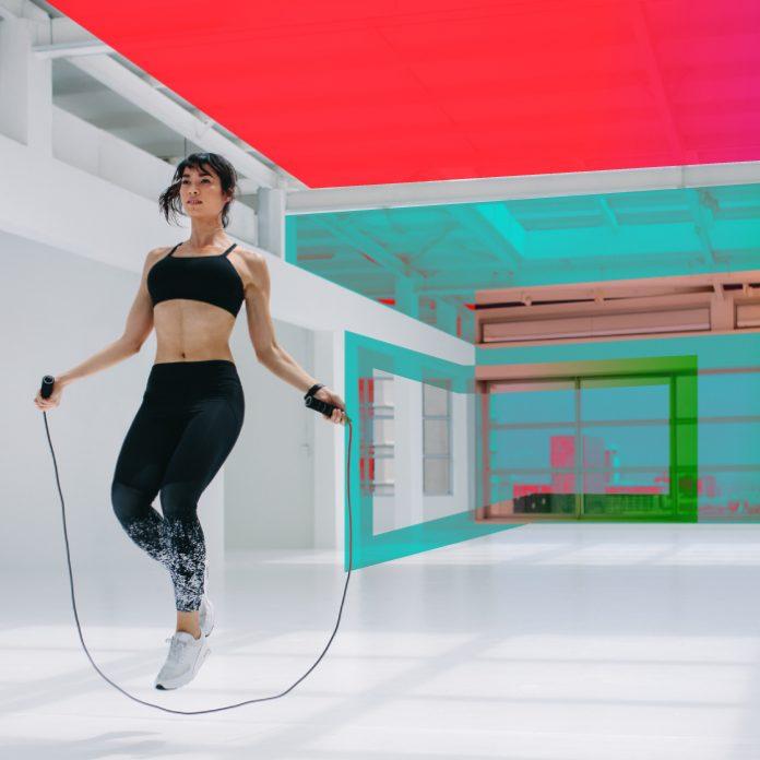 Rutina con cuerda de saltar para bajar de peso. *Foto: Redacción