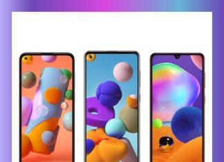 Serie A Samsung Galaxy A11