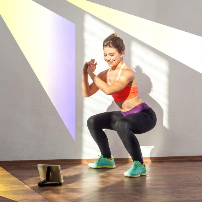 El reto de sentadillas que con 4 minutos al día te pondrá en forma