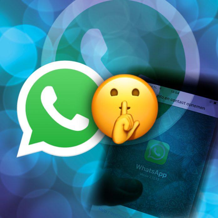 WhatsApp cómo activar el Modo oculto