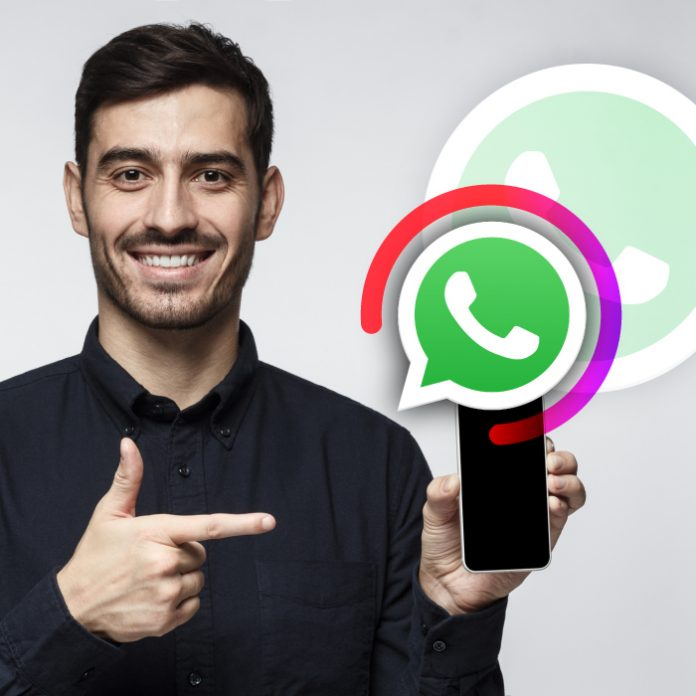 WhatsApp iphone truco