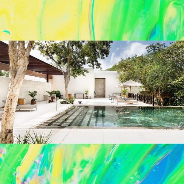 UNESCO premia al hotel Chablé Resort & Spa por el mejor diseño del mundo. *Foto: Hotel Chablé
