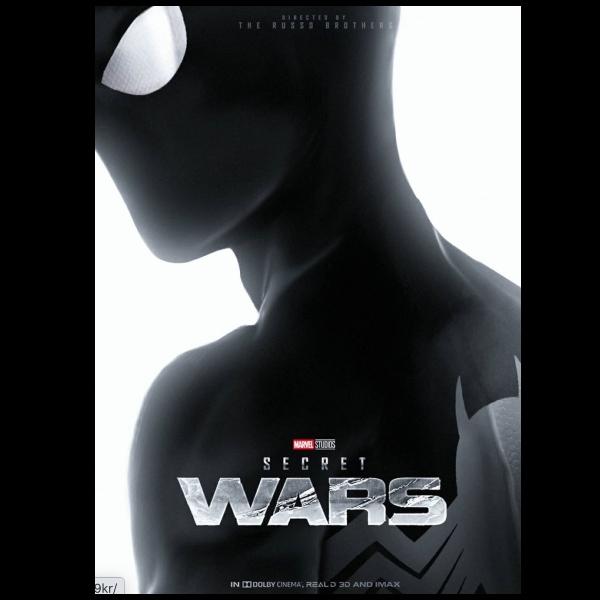 Avengers_ Secret Wars spider-man