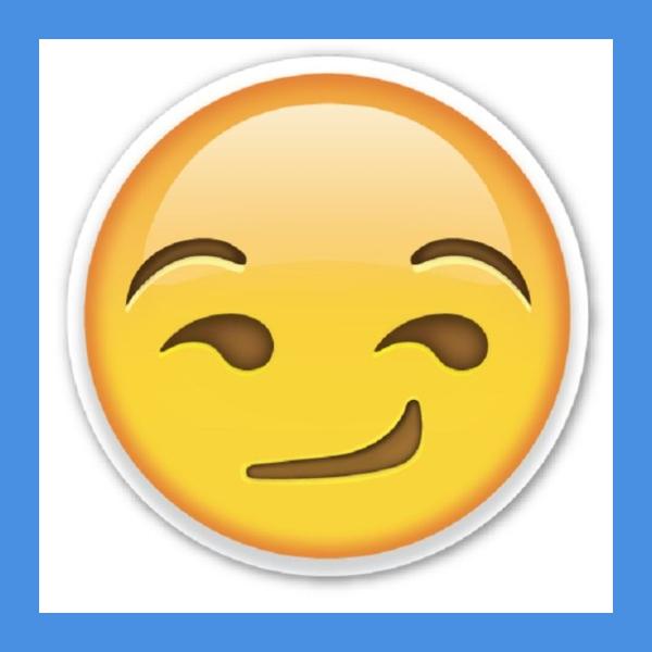 El verdadero significado del emoji con 'sonrisa coqueta'