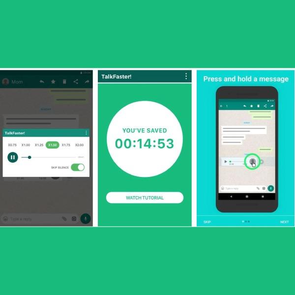 Cómo escuchar audios de WhatsApp de forma rápida