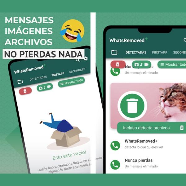 Cómo ver mensajes de WhatsApp eliminados