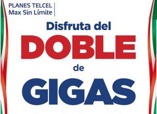 Disfruta del Doble de Gigas en un Plan Telcel Max Sin Límite durante tu plazo contratado con los mejores smartphones.- Blog Hola Telcel