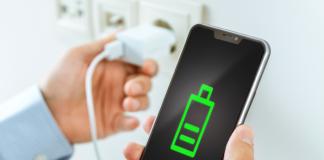 Tips batería carga rápida teléfono
