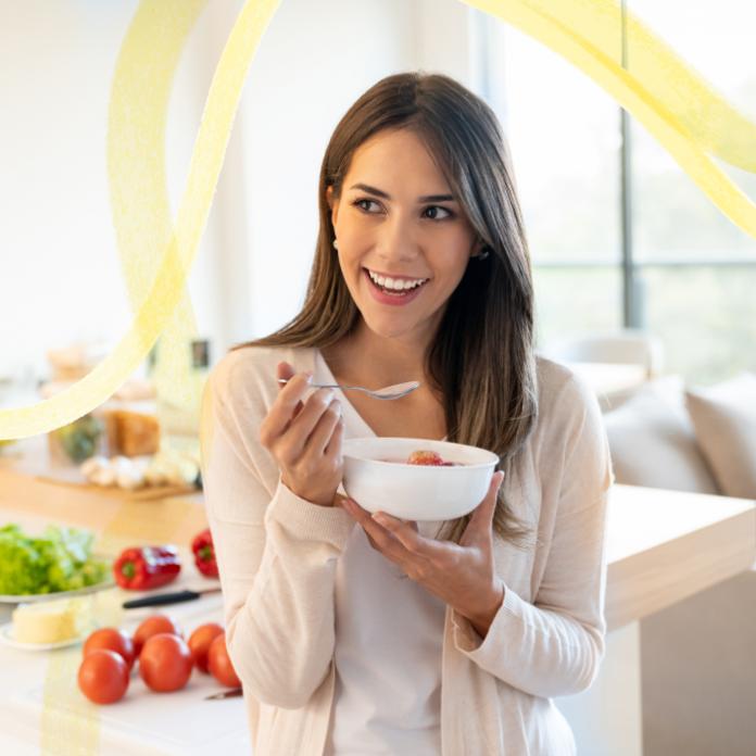 Beneficios de comer yogurt para la salud