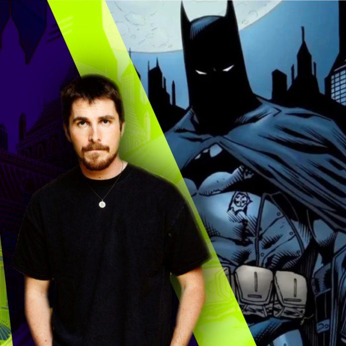 Batman Christian Bale Flash