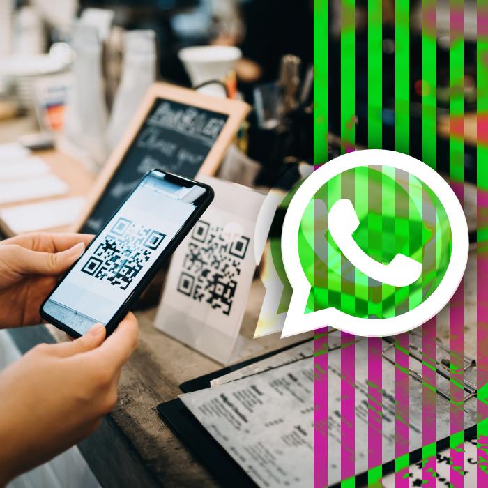 ¡WhatsApp está estrenando! Los códigos QR han llegado para usuarios y comercios