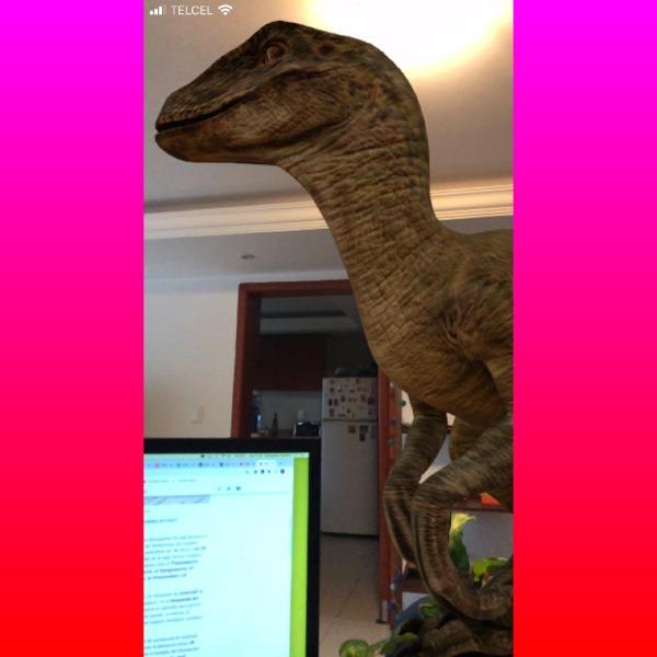 cómo ver los dinosaurios 3D y realidad aumentada en tu celular