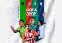 Copa Telcel torneo equipos