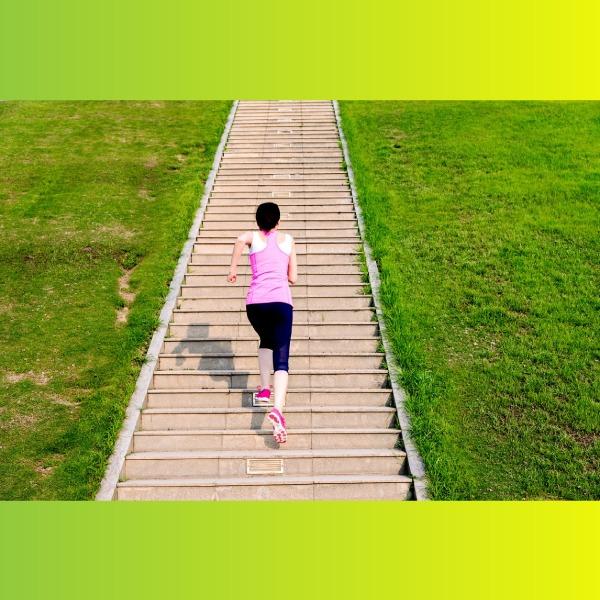 beneficios de subir escaleras para la salud