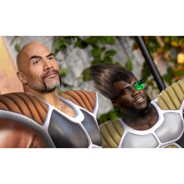Dwayne Johnson Kevin Hart Dragon Ball