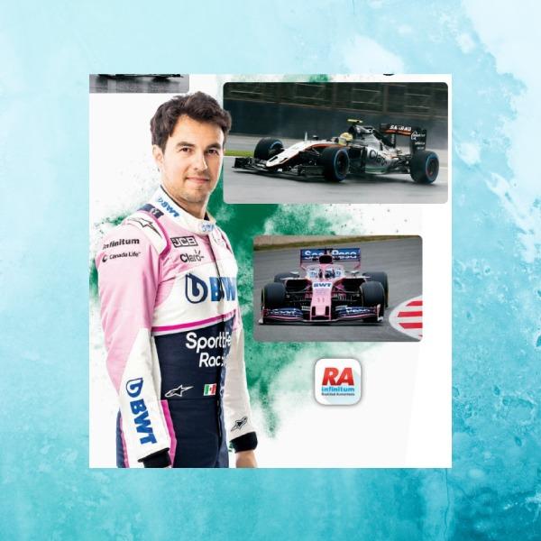 Checo Perez GP Gran Bretaña