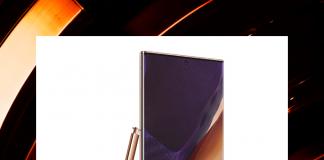 Nuevos Galaxy Note 20 y Note 20 Ultra