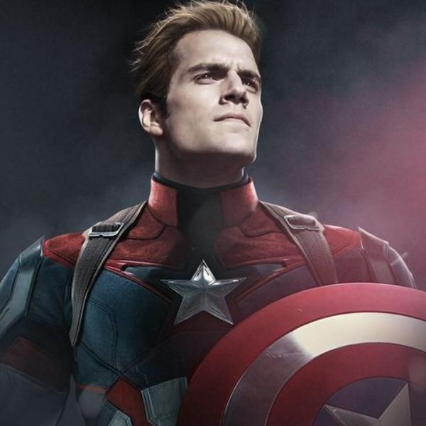 Chris Evans Superman BossLogic