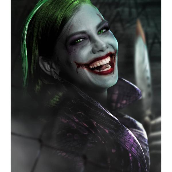 Emma Stone Batgirl The Batman