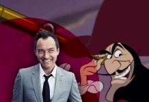 El live-action de Peter Pan tendrá a Jude Law como el Capitán Garfio