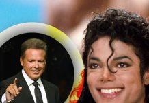 """Revelan """"dueto"""" inédito de Luis Miguel y Michael Jackson"""