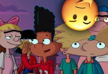 Hey, Arnold! misterios caricatura