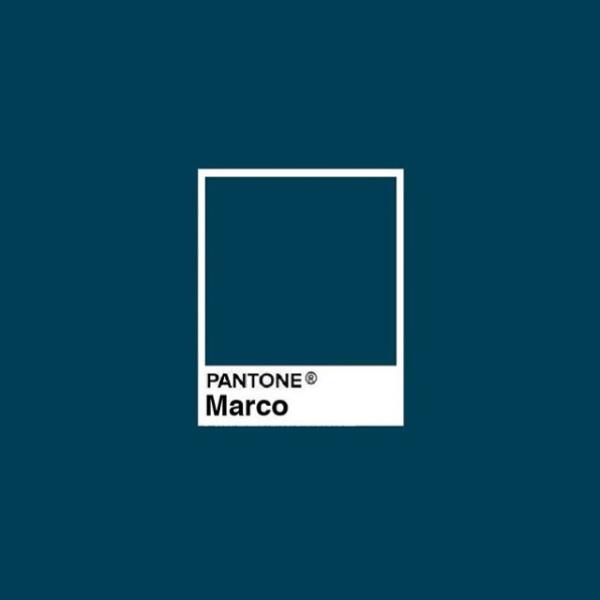 Nombre Pantone Instagram