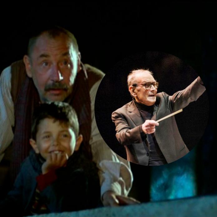 Películas que musicalizó Ennio Morricone. *Foto: Redacción