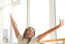 Personas optimistas duermen mejor. *Foto: Redacción