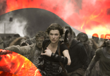 Nueva película de Resident Evil