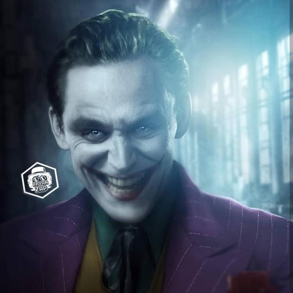 Tom Hiddleston Joker The Batman